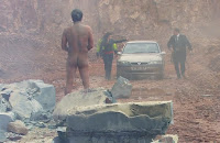 Captain Jack Harkness John Barrowman Torchwood Children of Earth Day 2 naked screencaps nude photos backside images pictures screengrabs captures