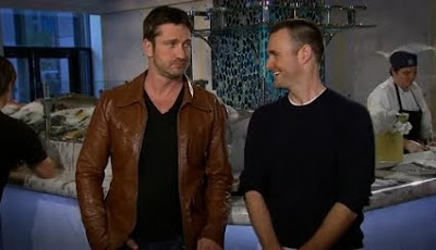 Gerard Butler Will Forte Saturday Night Live SNL screencaps images photos pictures promo October 17 2009