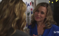 Covert Affairs Pilot episode screencaps Annie Walker Piper Perabo sister family CIA agent images photos pictures screengrabs captures Danielle Brooks Anne Dudek sister