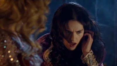 Merlin The Tears of Uther Pendragon screencaps images photos pictures screengrabs mandrake root screams Morgana Katie McGrath Harry Potter