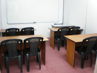 The classroom :)