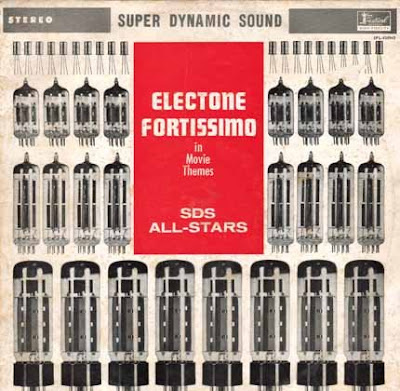 SDS All Stars Electone Fortissimo In Movie Themes