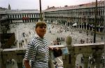 Markuspalatset, Venedig sett från Markuskatedralen
