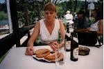 Bier und Wurst, Bühl, Grosse Alpsee, Bayern, BRD