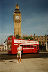 Big Ben, London 1989