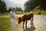 Komöte utanför Bad Hofgastein, Österrike 1988