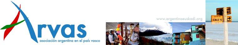 ARVAS, asociación argentina en el país vasco