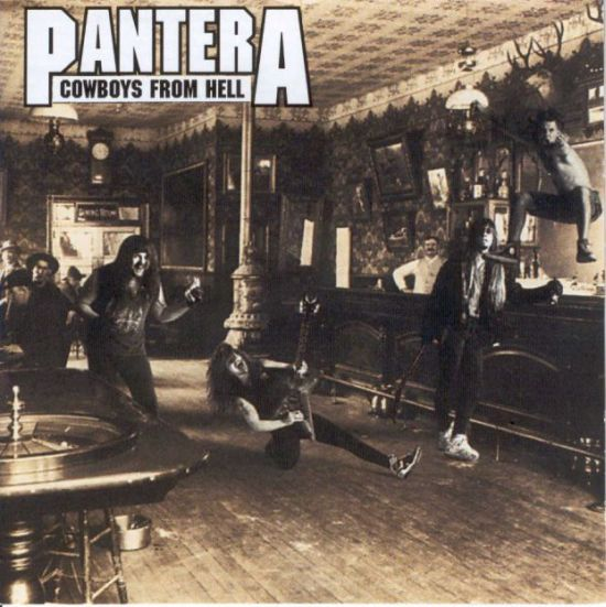 i n m i pantera cowboys from hell