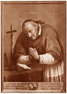 + St. Alphonsus +