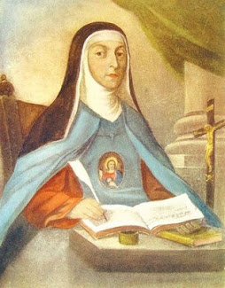 + Venerable Maria Celeste Crostarosa +