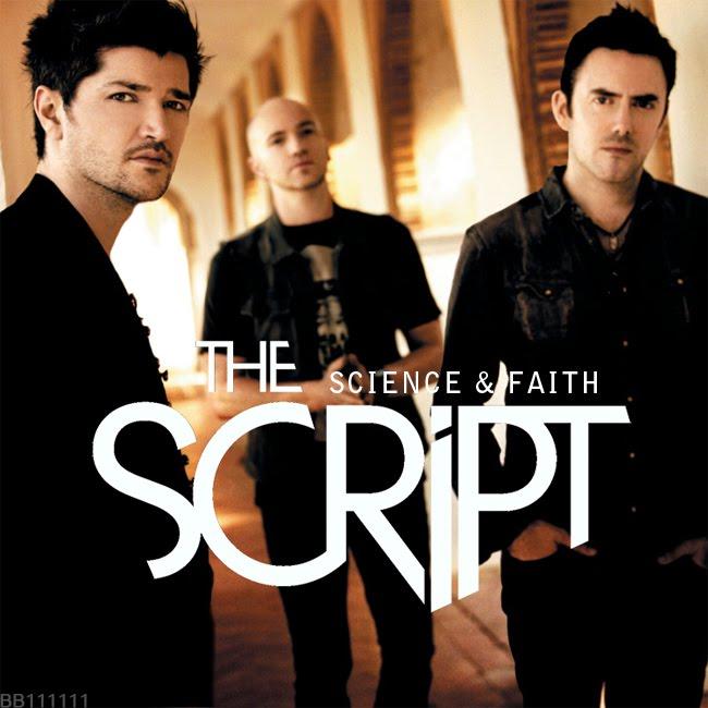 Album Cover The Script. The Script - Science amp; Faith