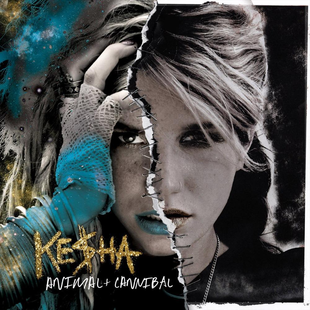 Kesha Animal Cannibal Album
