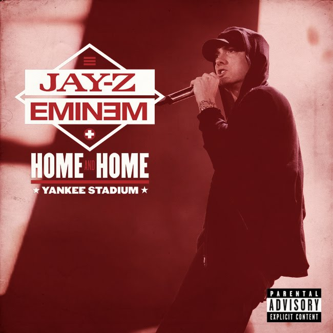 eminem greatest hits album cover. Eminem amp; Jay-Z - Home And Home