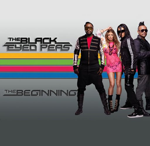 Black Eyed Peas Album Cover The Beginning. The Black Eyed Peas - The