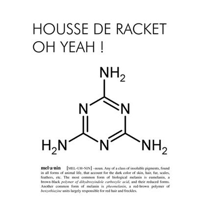 Tracasseur housse de racket oh yeah for Oh yeah housse de racket