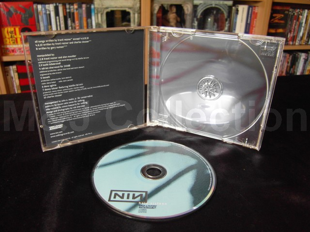 M&J\'s Collection: Nine Inch Nails - Things Falling Apart