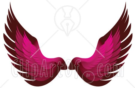 Angels+wings+clipart