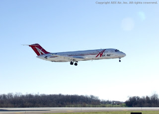 ABX Air DC-9
