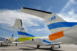 DayJet Eclipse 500 VLJ aircraft