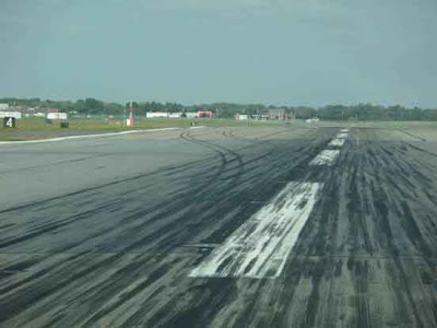 ABE Rwy 6, Sep. 19, 2008, NTSB photo