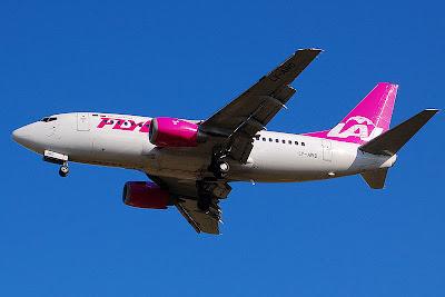 flyLAL Boeing 737-500