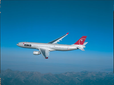 Northwest Airlines A330