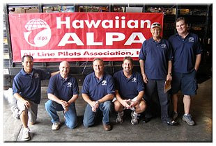 Hawaiian Airlines pilots