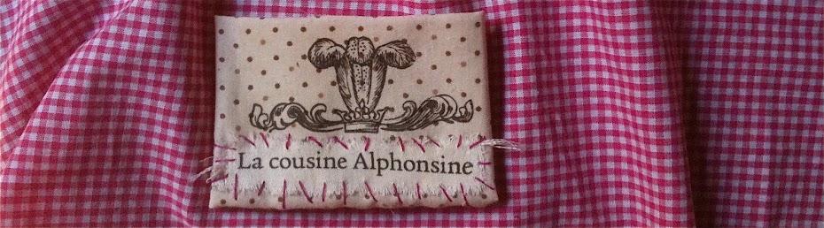 la cousine Alphonsine - créations en crochet                et autres moments de vie