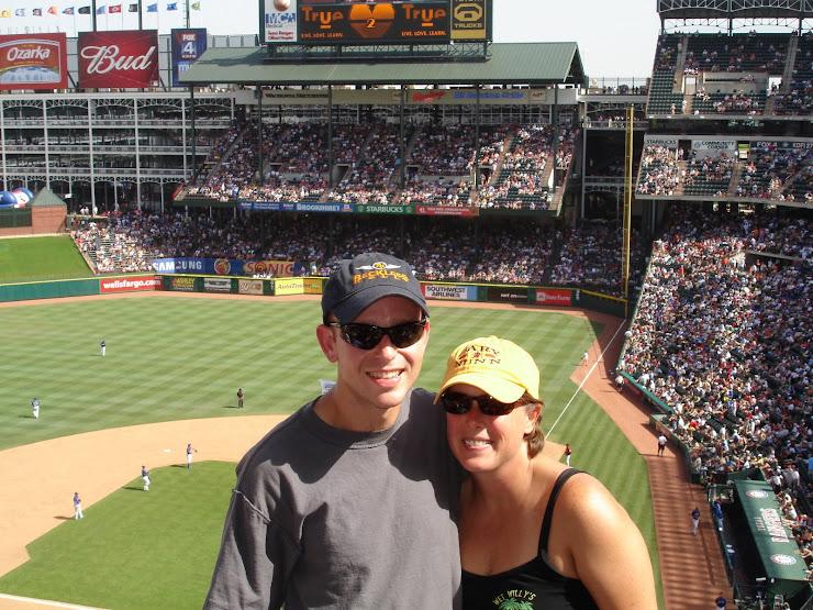 Astros vs. Rangers