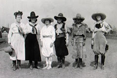 Cowgirl Line Up 1919