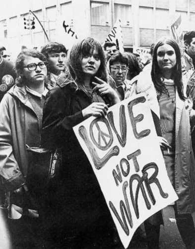 'Make Love not War'
