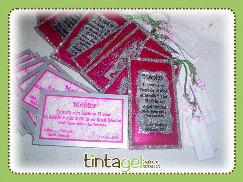 Tintagel Diseño y Detalles :::...: Mariposas fucsias y purpurina ...