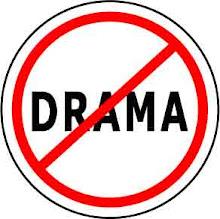 I'm a no-drama-mama