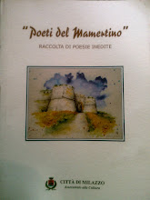 """Una Mia Poesia Inclusa Nell'Antologia: """"Poeti del Mamertino"""""""