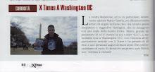 """Marco sulla Rivista di Ufologia """"X Times"""""""