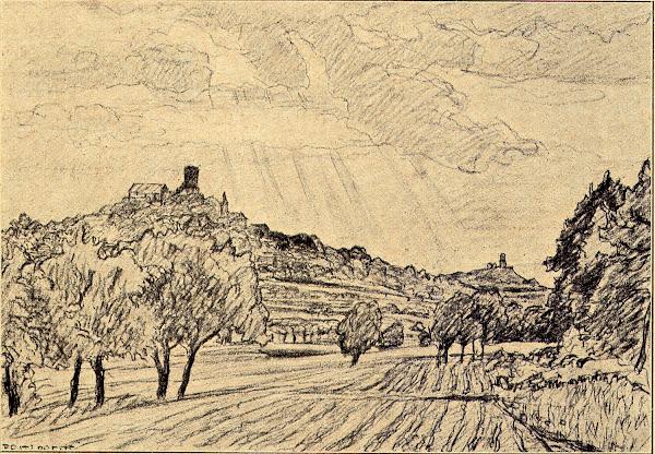 Gleiberg und Betzberg