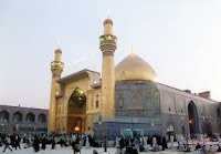 Shrine of 'Ali ibn 'Ali Talib, al-Najaf