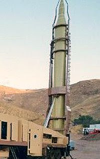 North Korean-made Scud C missile