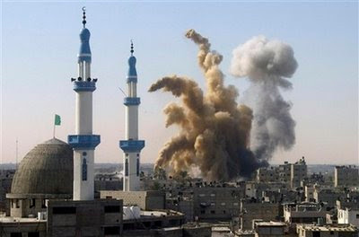 Air attack on Rafah