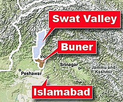 Buner and Swat