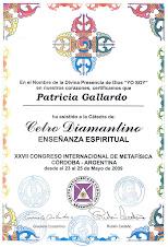 Congreso Internacional Cetro Diamantino, Córdoba 2009