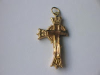 old gold cross