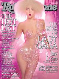 Lady Gaga de declara Bissexual