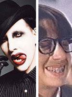Marilyn Manson foi ator na série Anos Incríveis