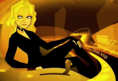 Britney Spears vira desenho animado em video clipe