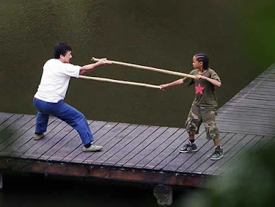 Remake de Karate Kid: Jackie Chan e Jaden Smith