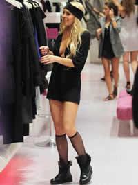 Lindsay Lohan explusa de hotel de Nova York