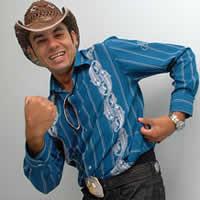 Brasileirinhas: André Cowboy BBB9