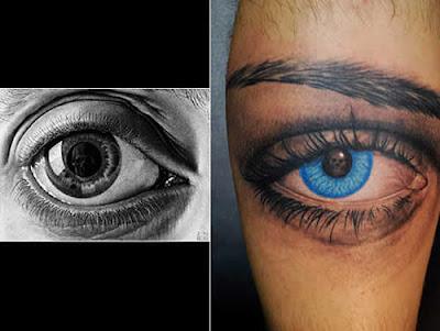 Tatuagem de Bruno Gagliasso