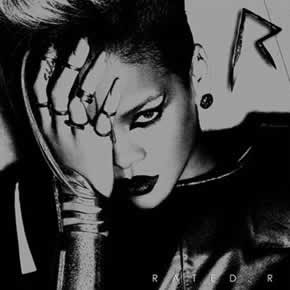 Novo álbum de Rihanna: Rated R